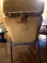 Joli fauteuil vintage années 60