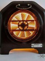 """Lampe vintage, lampe industrielle - """"Que Calor"""""""