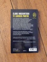Te Laisser Partir- Clare Mackintosh - Livre de Poche
