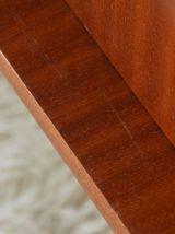 Table de chevet en bois années 60