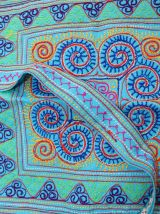 sac bandoulière indien vintage/retro