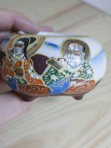 pot porcelaine Satsuma
