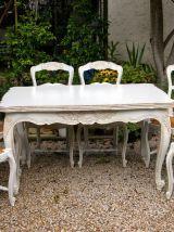 ensemble salle à manger, buffet, 6 chaises , table