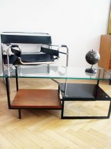 Table basse Georges Frydman EFA moderniste design