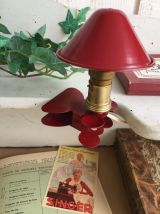 Petite lampe champignon