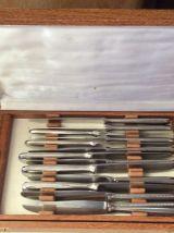 Coutellerie de Nogent France- couteaux acier inoxidable
