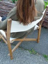 Chaise style producteurs ou réalisateurs