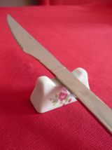 Porte couteaux en porcelaine de limoges