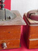 4 moulins a café ancien