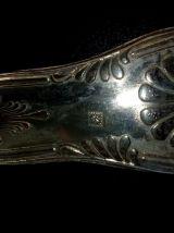 Ménagère 51 pièces vintage métal argenté  20e siècle