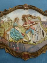 Mur Art 3-dimensional style victorien , vintage