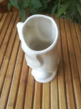 cache pot chien-porte plante-vase