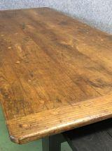 Table de ferme XIXème en châtaignier