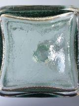Bouteille en verre vintage