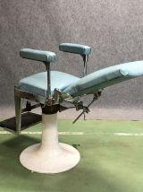 Fauteuil de dentiste années 50