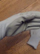 Paire de Gants de Protection Gris- Déménagement- Neuf- Cogex
