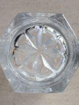 Vase en cristal d'Arques, modèle Sully