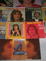 LOT DE DISQUES MIKE BRANT