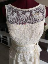 Robe de cérémonie