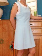 ensemble veston +robe T2-38/40 mod exar vintage