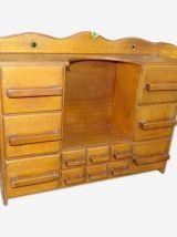 Étagère a tiroirs meuble cuisine