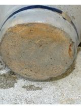 Pichet poterie numerotée ancien
