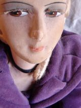 poupée de salon 1920