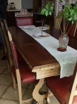 Salle à manger style Renaissance Espagnole Rajas