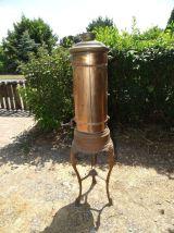 chaudiere napoleon 3 cuivre et fonte complete