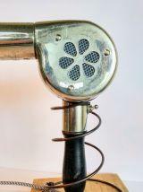 """Lampe design, lampe d'ambiance - """"Séchoir lumineux"""""""