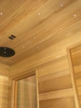 sauna 3/4 personnes