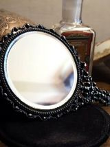 Petit miroir de poche