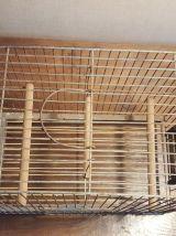 ancienne cage à Oiseaux