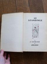 Le Standinge Selon Berurier-San Antonio-Frédéric DARD- 1965