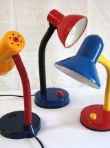 Lampe de table – style Memphis – 80's