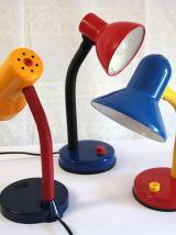 Lampe articulée – style Memphis – 80's