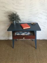 Table de chevet vintage