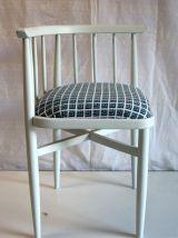 Chaise d'angle THONET années 60