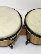 percussion tambourin tambour tam tam djembé double