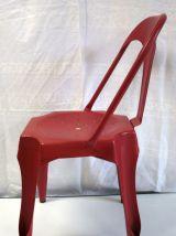 Chaise enfant style industriel