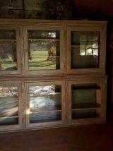 Paire de vitrine de taxidermiste  Ca 1900