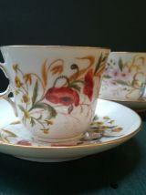 Tasse de thé, ancien.