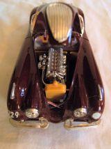 Jaguar XK120 (1948) BURAGO échelle 1/24 éme