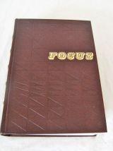 Focus sciences BORDAS relié 1971 Tome IV