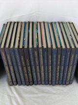 """Lot de 19 volumes """"Encyclopédie Cousteau"""" robert"""