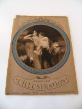 L'illustration 1911 ricqlés sadag gus bofa méras k