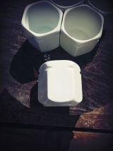 Yalacta - pot de yaourt vintage - pot en céramique