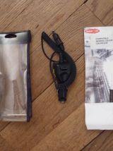 Chargeur Allume Cigare Compatible Siemens C25-S25-C35-M35
