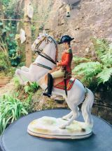 Cavalier de l'école  espagnole d'équitation de Vienne