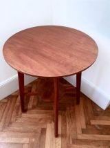 Table d'appoint haute vintage